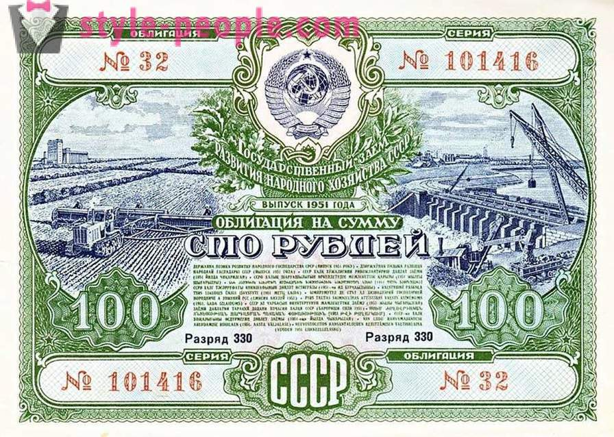 Usædvanlige cryptocurrency USSR