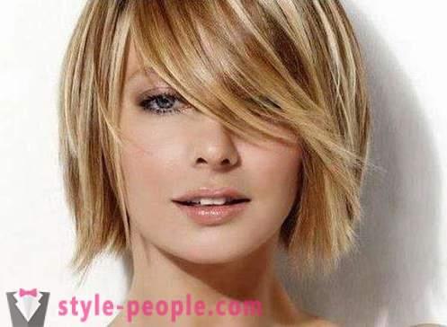 Pandehår page frisure med Page Frisure